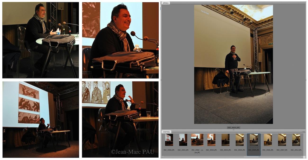 Igort jean marc pau for Institut culturel italien paris