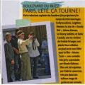 Woody Allen et son équipe de tournage pour 'Midnight in Paris' (photo parue dans Madame Figaro, 17 Juillet 2010)