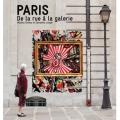 Photo de Speedy Graphito publiée dans l'ouvrage consacré aux artistes du Street Art  'Paris, de la rue à la galerie'  (Editions Pyramyd, Septembre 2011)